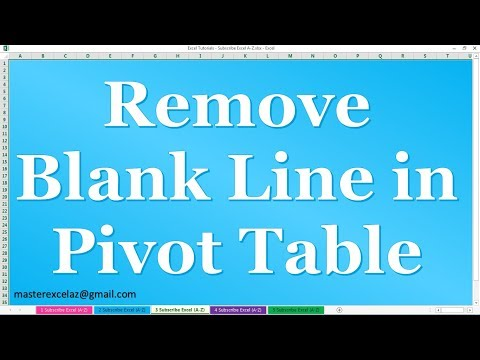 how-to-remove-blank-line-after-each-item-in-pivot-table-in-ms-excel-2016