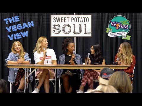 SWEET POTATO SOUL: Traditions, Dating, and her NEW Cookbook!