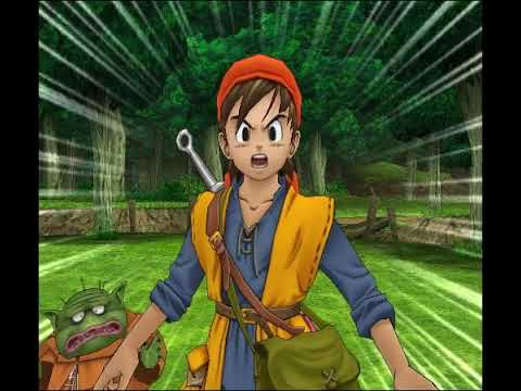 PS2 Longplay [101] Dragon Quest VIII Journey of the Cursed King (part 1 of 5)