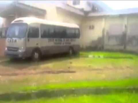 Centre national de santé mentale de Mélen,Gabon (1)