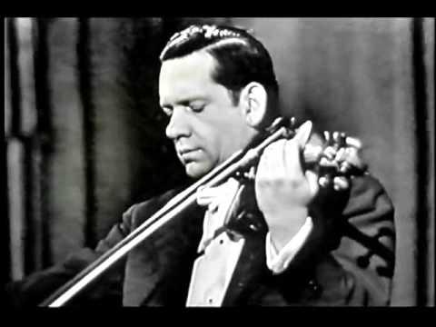 El Arte del Violín (Kreisler, Elman, Heifetz, Francescatti, Milstein, Menuhin, Oistrakh, Stern)
