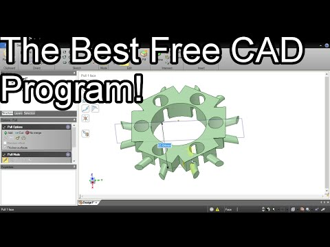The Best Free CAD Program – DesignSpark Mechanical