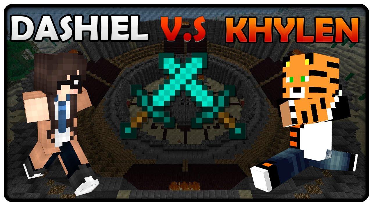 Download Dashiel Versus Khylen | Minecraft Vs
