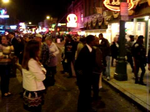 EUA - Memphis, TN - City Tour - 21-11-2010