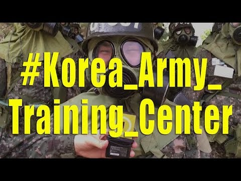 A day at the Korea Army Training Center