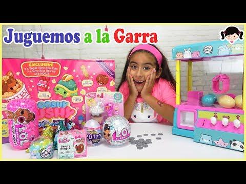 Jugando A La Garra Sorpresa Con LOL Under Wraps Moj Moj LOL Bling Series Y Más