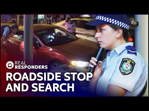 Aggressive Drunk Driver Collides With Learner Driver | Beach Cops | Real Responders