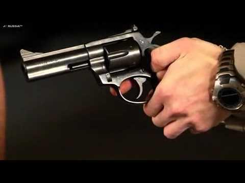 Как пользоваться револьвером.