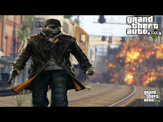 New mod brings Watch_Dogs to GTA V