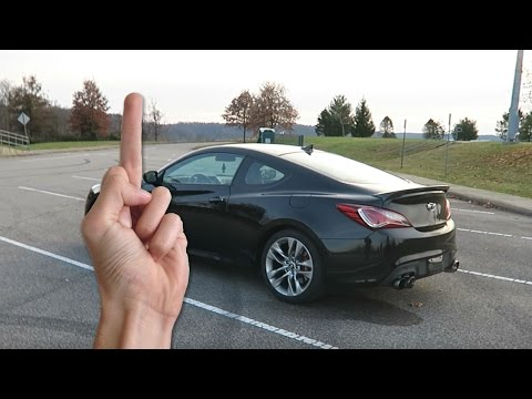 5 things I HATE About My Genesis Coupe