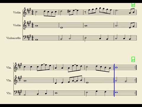 White Christmas Violin Sheet Music
