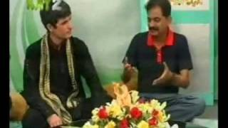 Aamir Saleem interview with Shaz Khan - Part 01