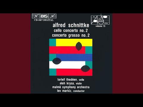 Cello Concerto No 2 Ii Allegro Attacca Torleif Thedeen Lev