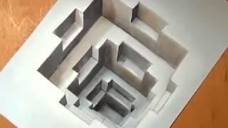 Как нарисовать иллюзию(, 2016-01-07T19:04:10.000Z)