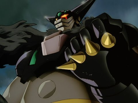 Change!! Getter Robo: The Last Day of the World - Black Getter © 1998 Brain's Base | Dynamic Planning © 2002 Bandai Namco Holdings - Bandai Visual ...