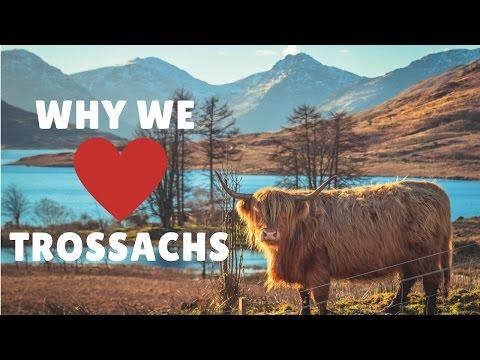Why We 🖤 Trossachs   Scotland