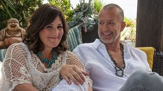 Ricki Lake Files for Divorce from Second Husband Christian Evans