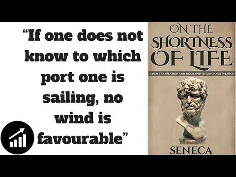 #38 - On the Shortness of Life: Stoic Principles for Self-Improvement - Book Review