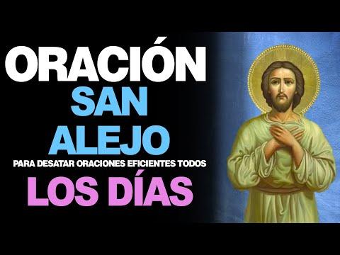 🙏 Novena a San Alejo: Oraciones Eficientes y Milagrosas PARA TODOS LOS DÍAS 🙇