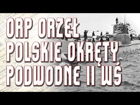 💡 Historia ORP Orzeł / Polskie okręty II Wojny Światowej #1