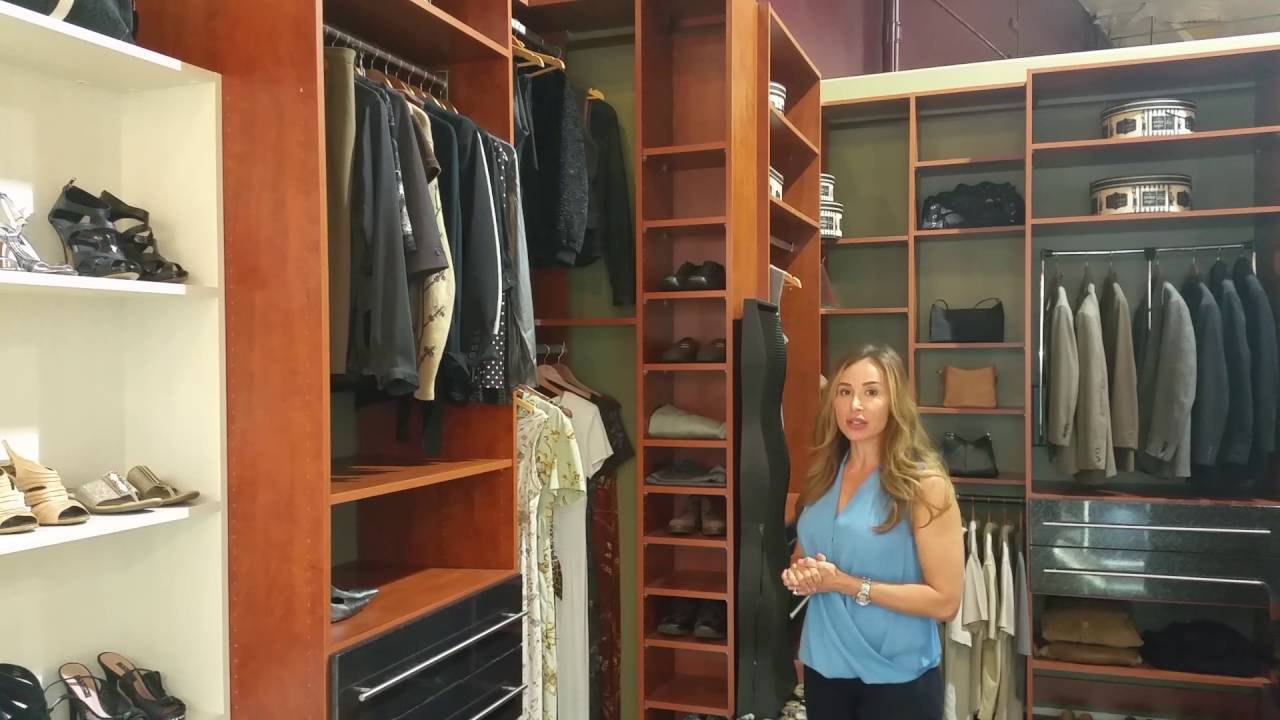 Closets To Go Inspire Pull Down Closet Rod Youtube