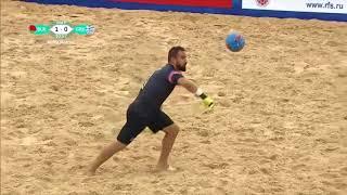 Belarus Beach Soccer Goalkeepers - Лучшие вратарские действия Беларусь Пляжный футбол