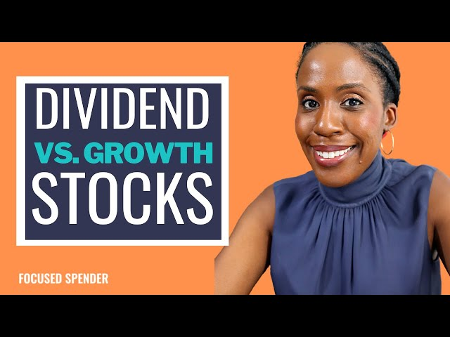 The Difference Between Dividend and Growth Stocks and Why You Should Use Both