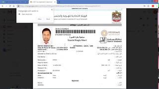 How to Apply United Arab Emirates Visa/Dubai Visa/ UAE Visa Application Online - touristvisaonline