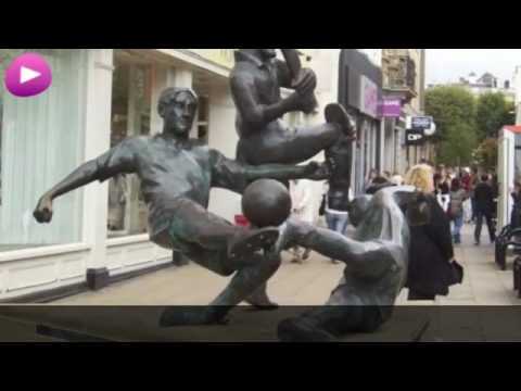 Leicester, England Wikipedia travel guide video. Created by Stupeflix.com