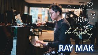 Ariana Grande, Miley Cyrus, Lana Del Rey - Don't Call Me Angel (Charlie's Angels) Piano by Ray Mak