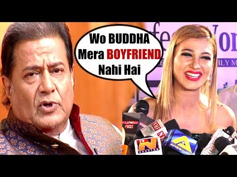 Anup Jalota's GF Jasleen Matharu's MAKES FUN Of Him | Bigg Boss 12