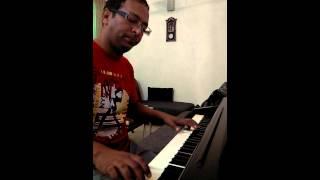 Piano solo......dost dost Na raha......kedar Singh
