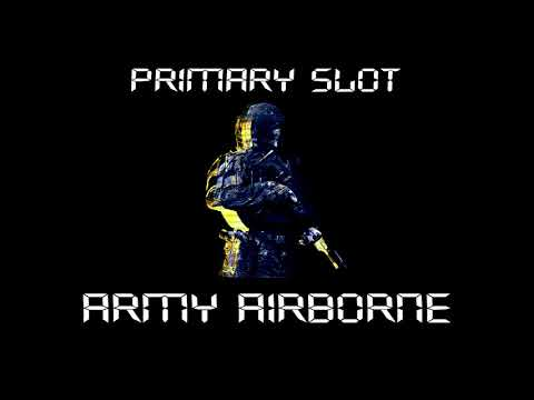 Primary Slot - Army Airborne [Techno - Electro Industrial]