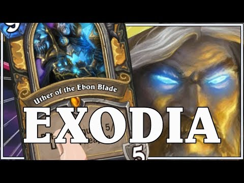 E X O D I A (Uther of the Ebon Blade OTK)