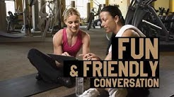LifeTime Fitness - Engaging Video Solutions