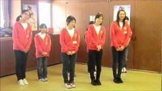 2011年2月18日、弘前に来ている被災者、避難者の交流会があり、...