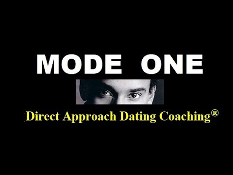The Mode One Approach Can LEAD TO SEDUCTION, but it is NOT a 'Seduction Technique' In and Of Itself from YouTube · Duration:  46 minutes 57 seconds