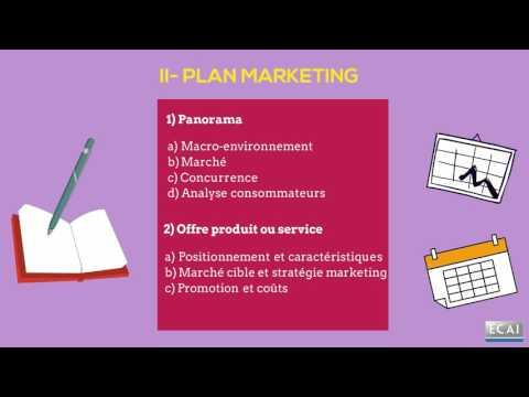 Tuto- Comment rédiger un Business Plan ? (Par l'Expert Comptable E.C.A.I)