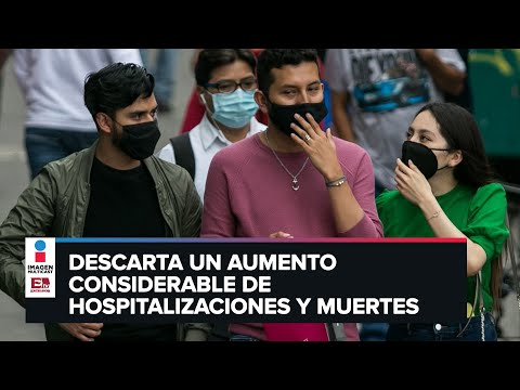 Tercera ola de covid en México afectará más a jóvenes: Epidemiólogo