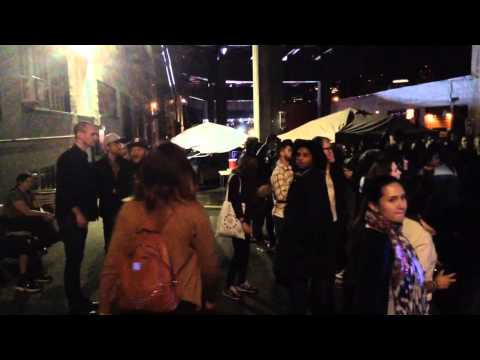 Portland Inner East Side Street party Compilation For Summer 2015