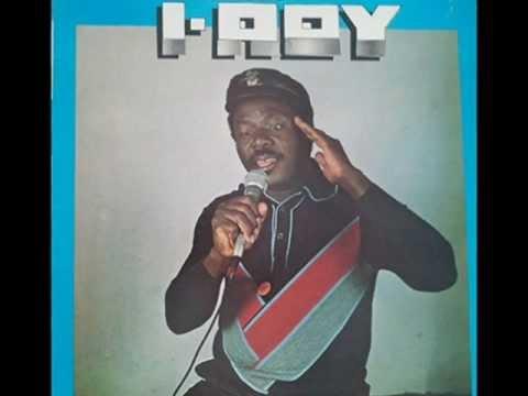 I-Roy - Fire Coalman (The Classic I-Roy - 1986)