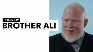 Brother Ali - Brother Ali speaks on