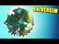UNIVERSIM - POBLANDO EL PLANETA   Gameplay Español