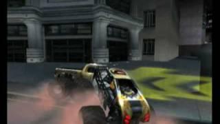 Monster Jam: Urban Assault Monster Truck Video Game Trailer - In Stores Now!