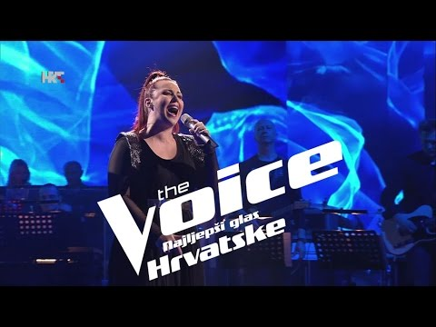 "Ruža Janjiš: ""Skyscraper"" - The Voice of Croatia - Season2 - Live2"