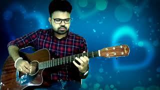 Hamnava Mere | Jubin Nautiyal | Guitar Instrumental Cover