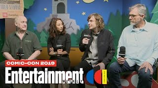'Marvel's Agents Of S.H.I.E.L.D.' Executive Producers Chat LIVE | SDCC 2019 | Entertainment Weekly