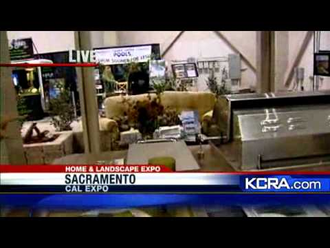 Home And Landscape Expo Comes To Sacramento Youtube