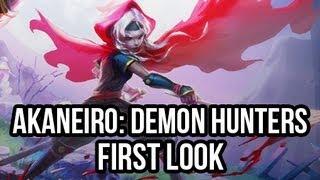 Akaneiro: Demon Hunters (Free MMORPG): Watcha Playin