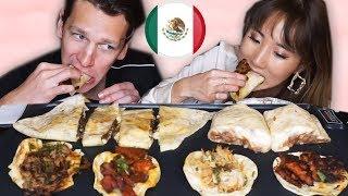 MEXICAN FEAST!! · YB vs. Food
